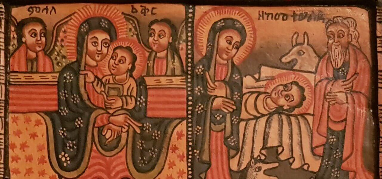 cristianesimo etiopia icona madonna 2 arte1280