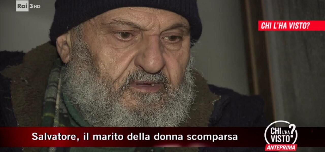 Samira Sbiaa, il marito Salvatore (Chi l'ha visto?)