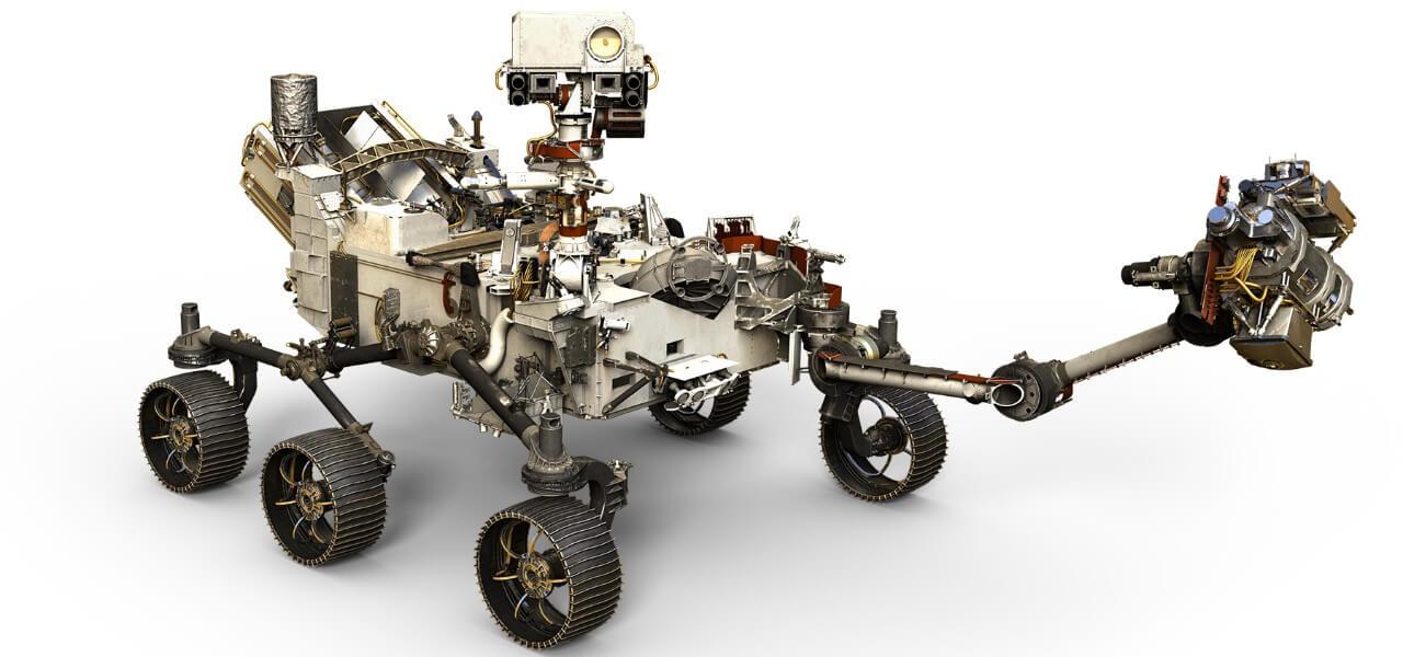 rover mars 2020 nasa caltech