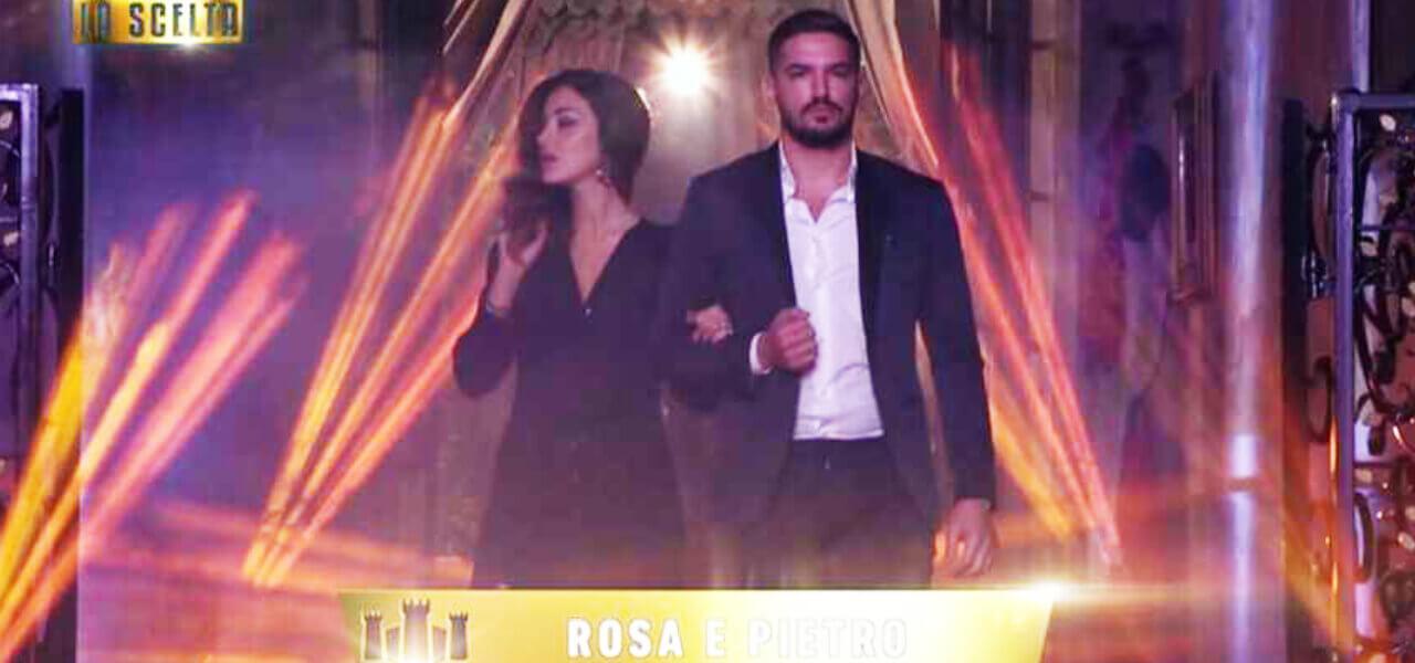 Rosa Perrotta e Pietro Tartaglione La Scelta