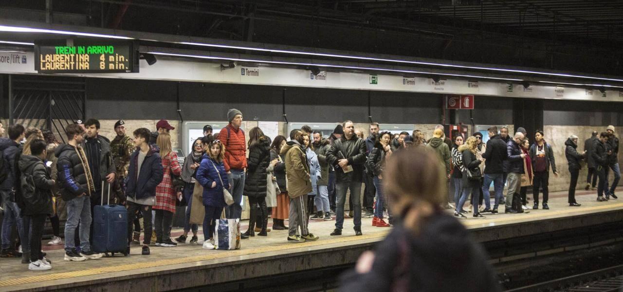 Sciopero treni e mezzi 17 maggio 2019/ Metro e bus Atac-Atm ...