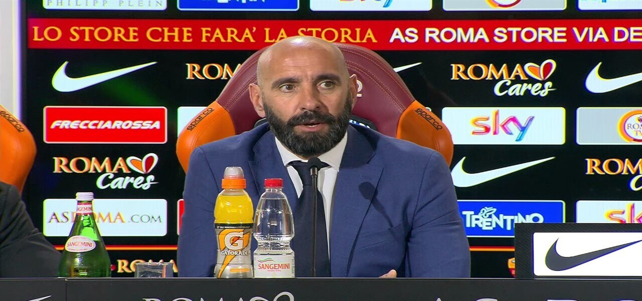 monchi roma youtube