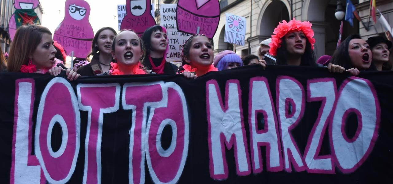 Sciopero 8 marzo