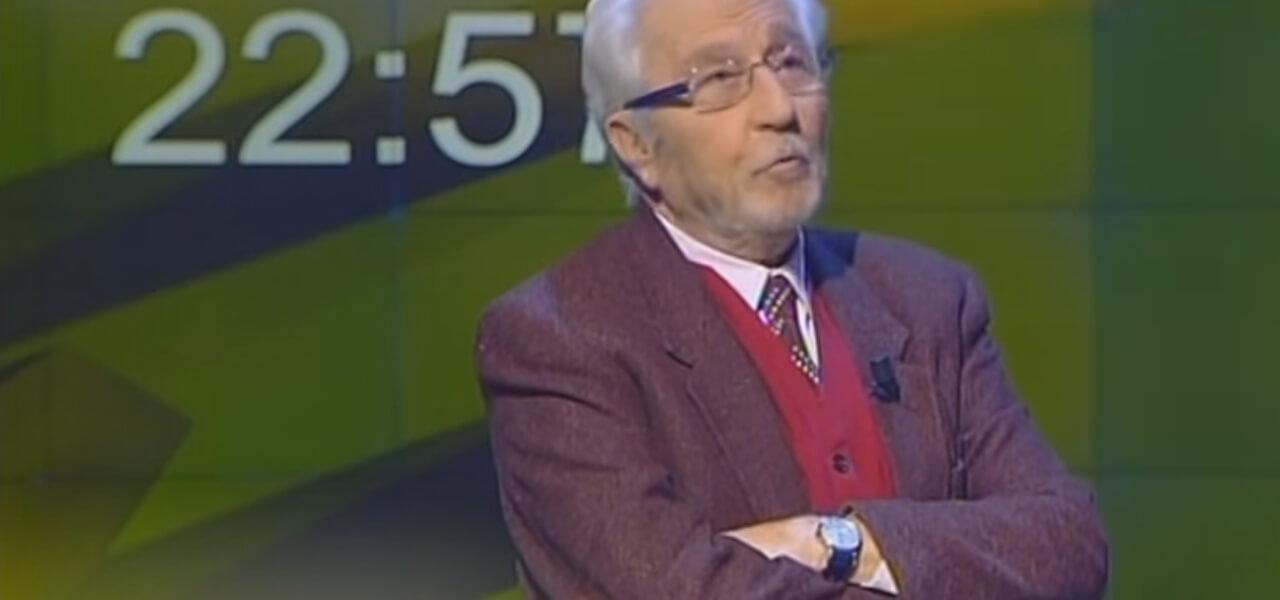 Pino Caruso, morto l'attore siciliano