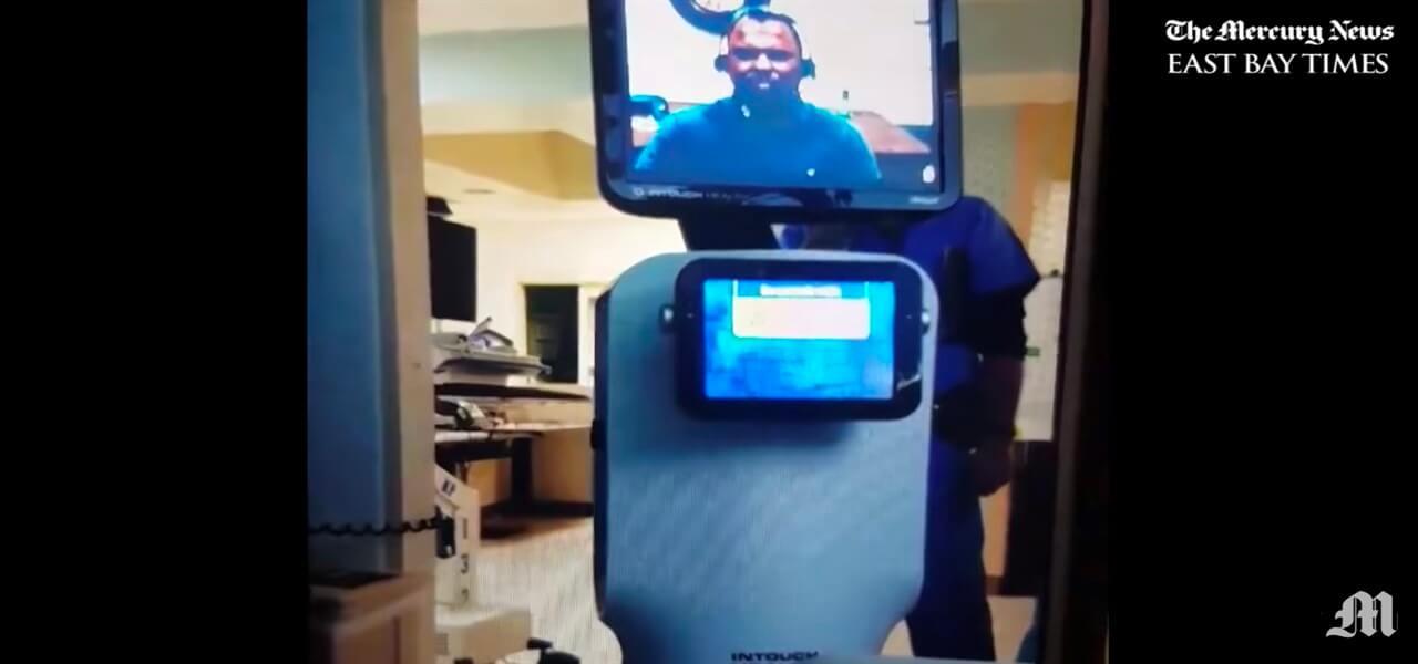 robot medico california