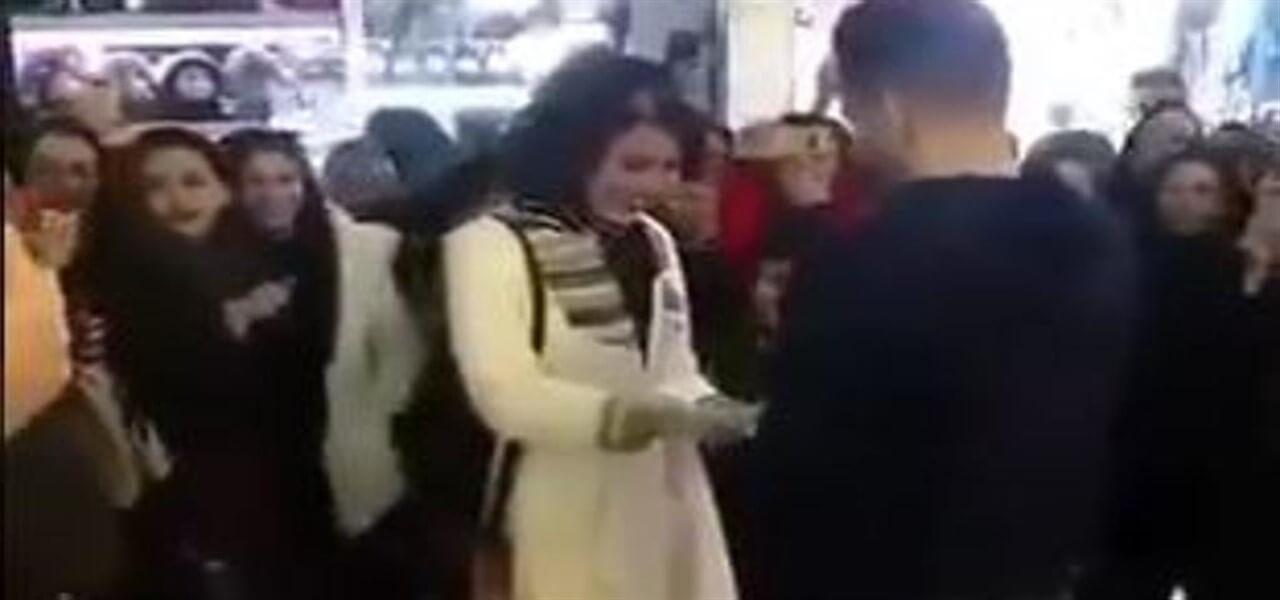fidanzati arrestati iran