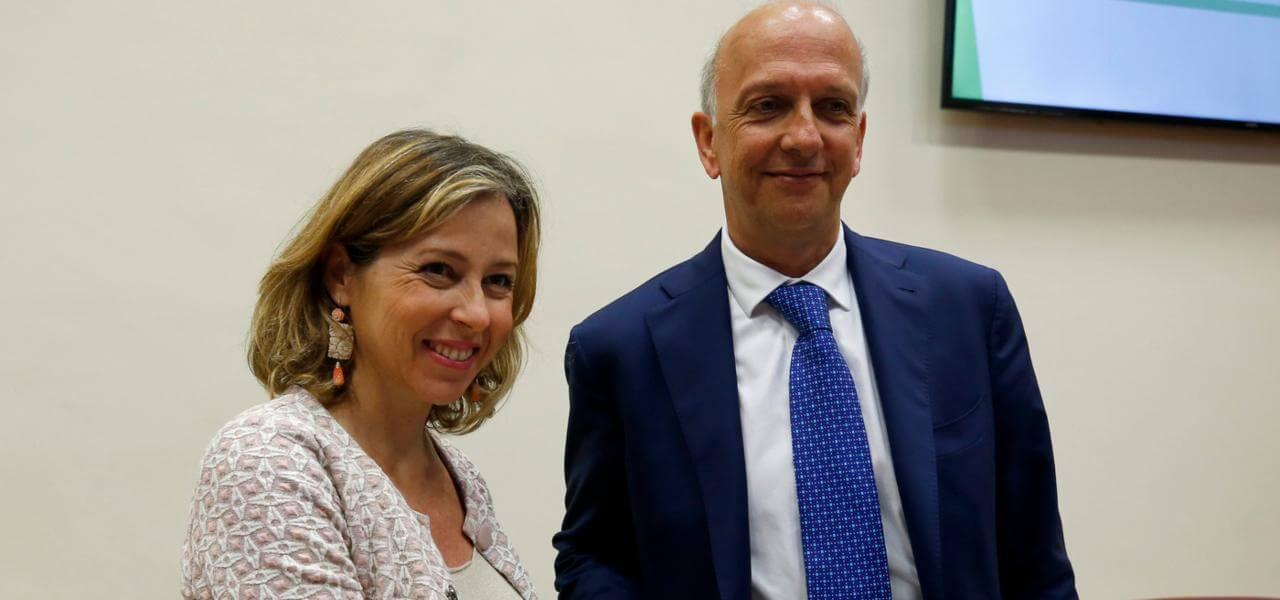 Ministri Grillo e Bussetti