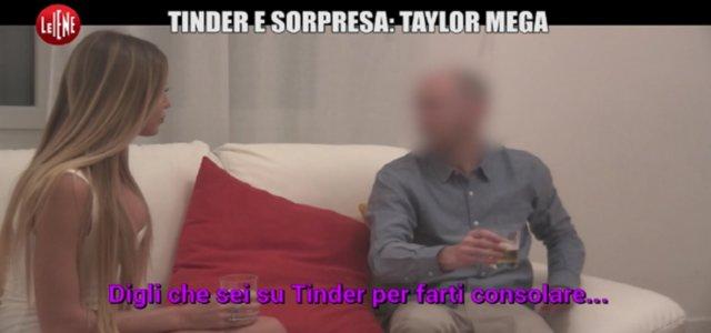 Taylor Mega (Le Iene)
