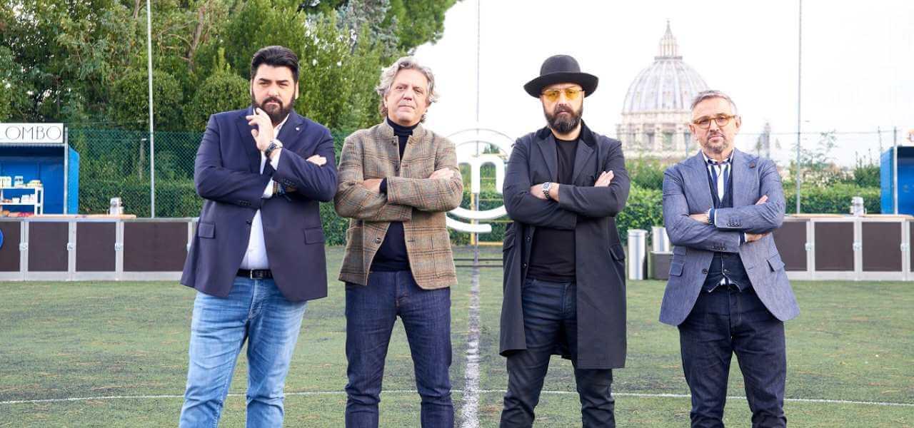 I giudici di MasterChef Italia 8