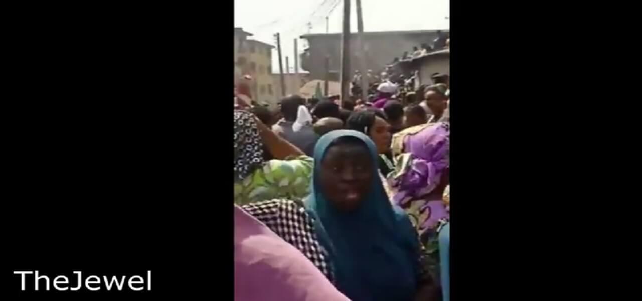crollo scuola nigeria lagos