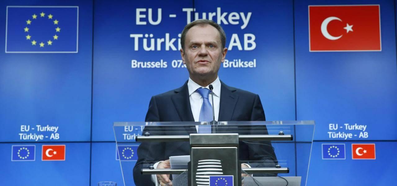 Turchia-Europa, Donald Tusk