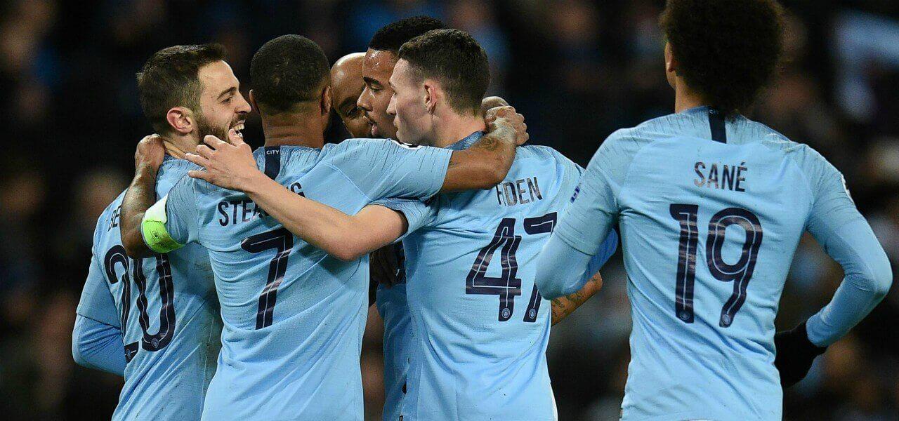 Manchester City gruppo