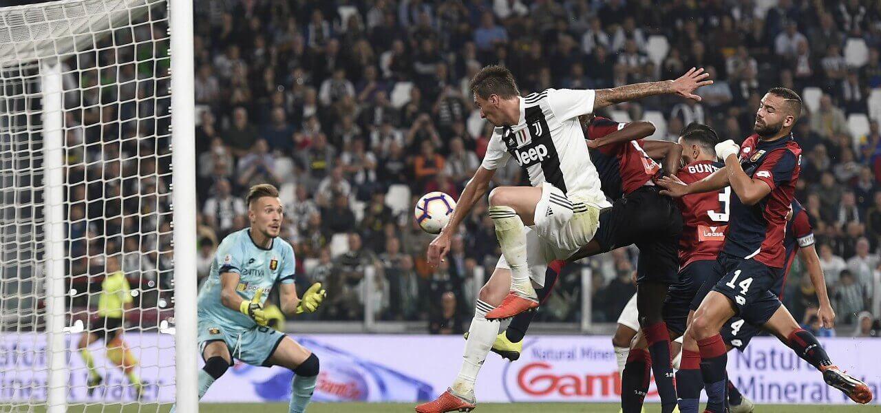 Mandzukic Radu Juventus Genoa lapresse 2019