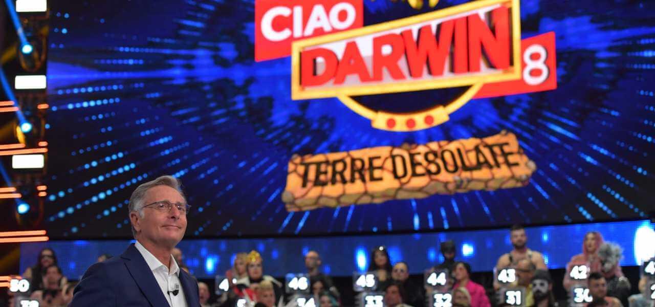 Paolo Bonolis conduce Ciao Darwin 8