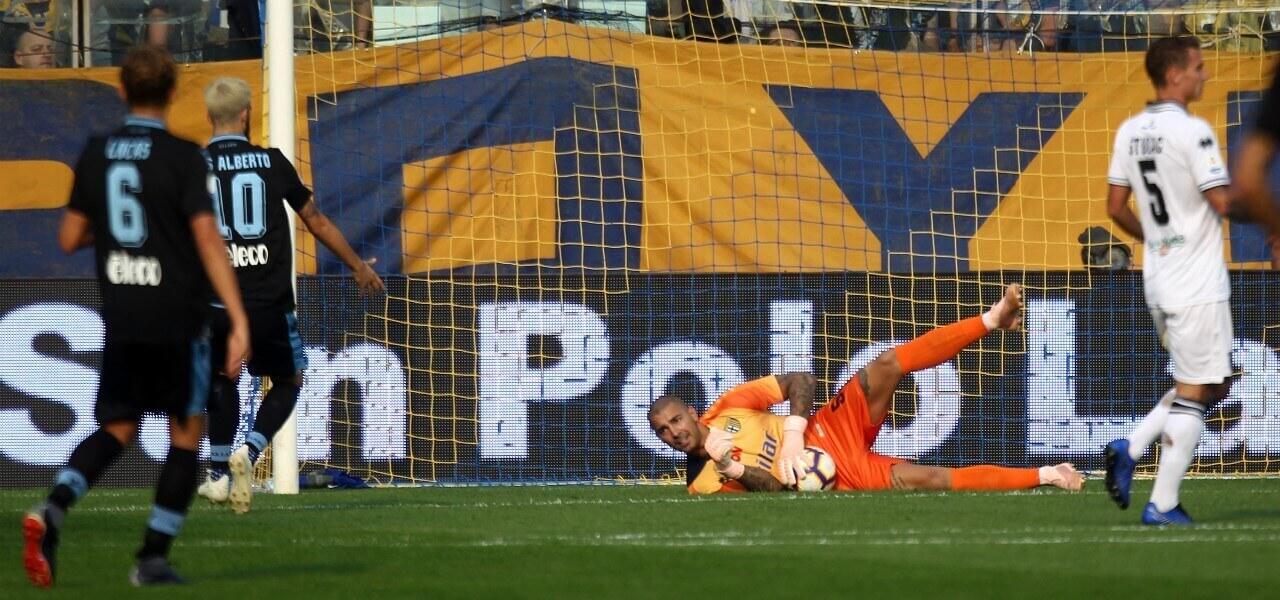 Sepe Luis Alberto Parma Lazio lapresse 2019