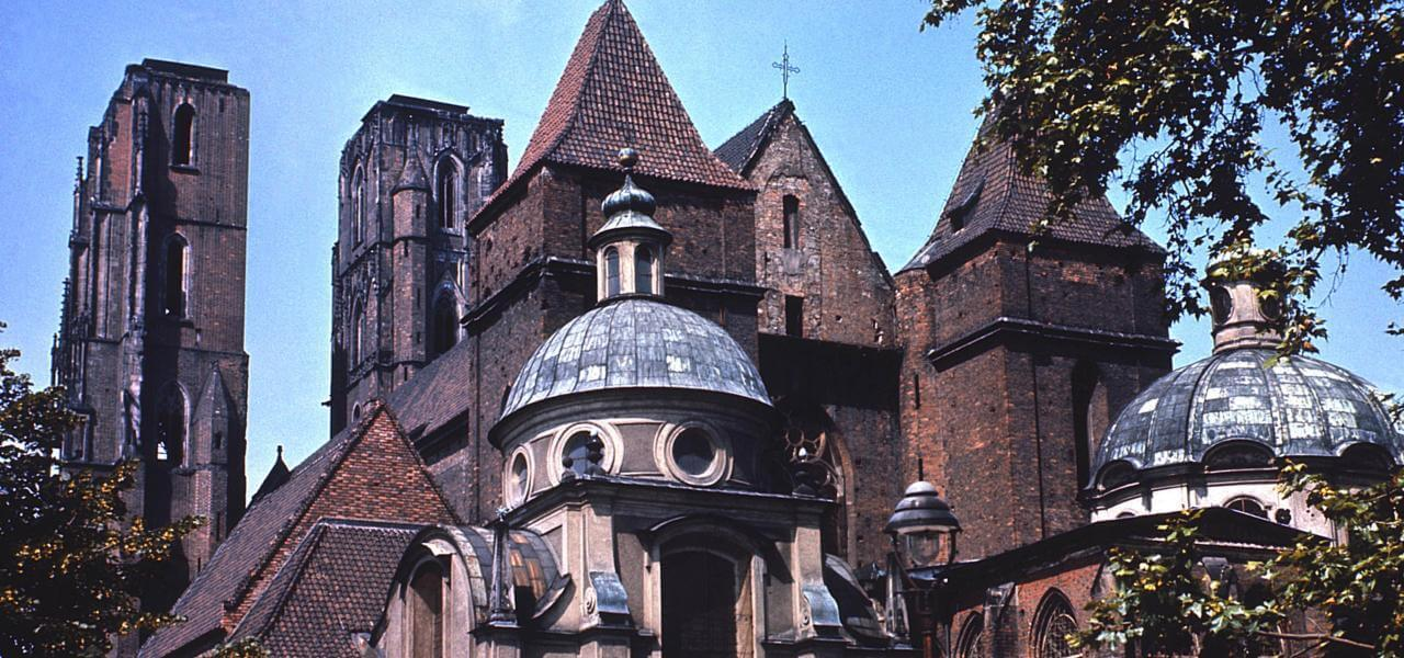 polonia chiesa breslavia lapresse 2019
