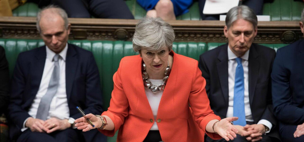 theresa may parlamento 2 lapresse1280