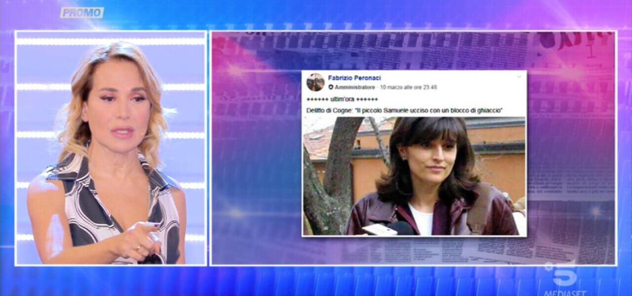 Annamaria Franzoni, il caso a Pomeriggio 5