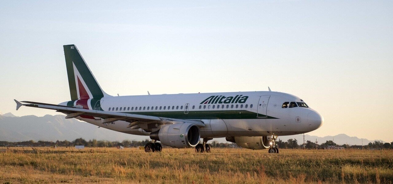 Alitalia A319 Lapresse1280