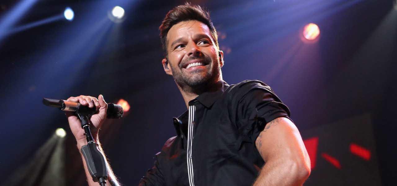"""Ricky Martin è Direttore Artistico di """"Amici 18"""""""