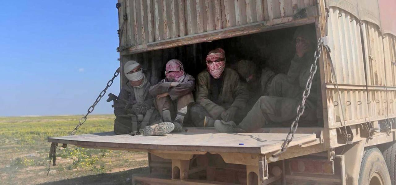 Curdi vs Isis a Baghuz