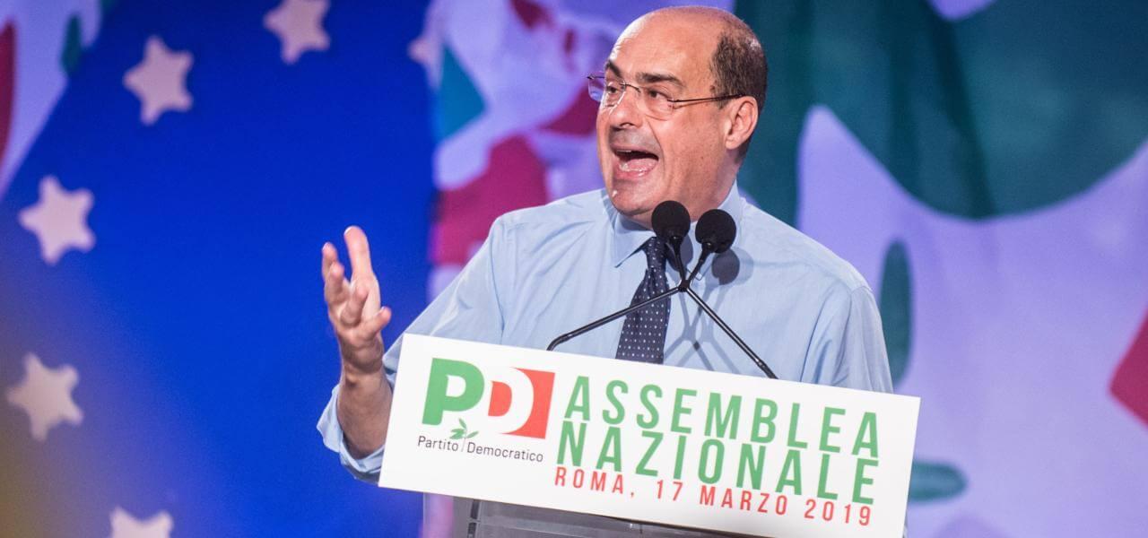 Eletti candidati Pd Elezioni Europee 2019
