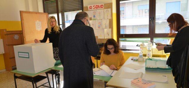come si vota referendum taglio parlamentari