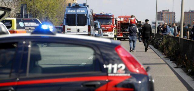 Incidente Torino di Sangro