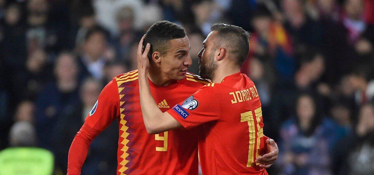 Spagna gol