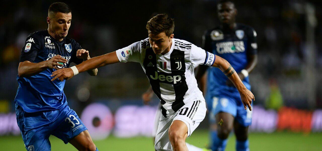 Probabili formazioni Juventus Atalanta