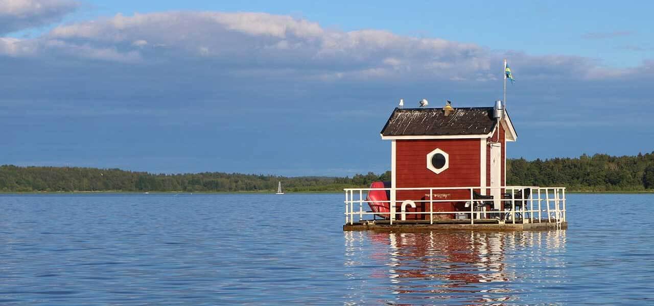 Utter Inn, l'hotel subacqueo in Svezia