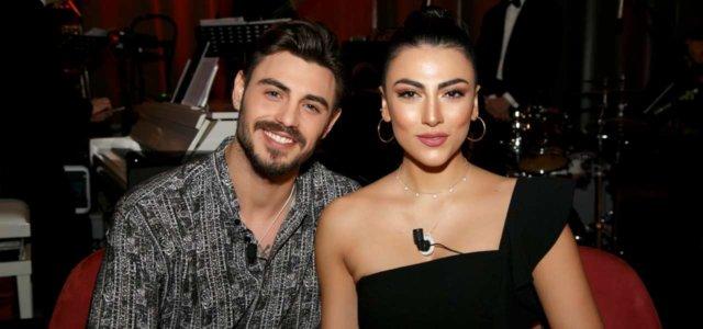 Francesco Monte e Giulia Salemi al Maurizio Costanzo Show