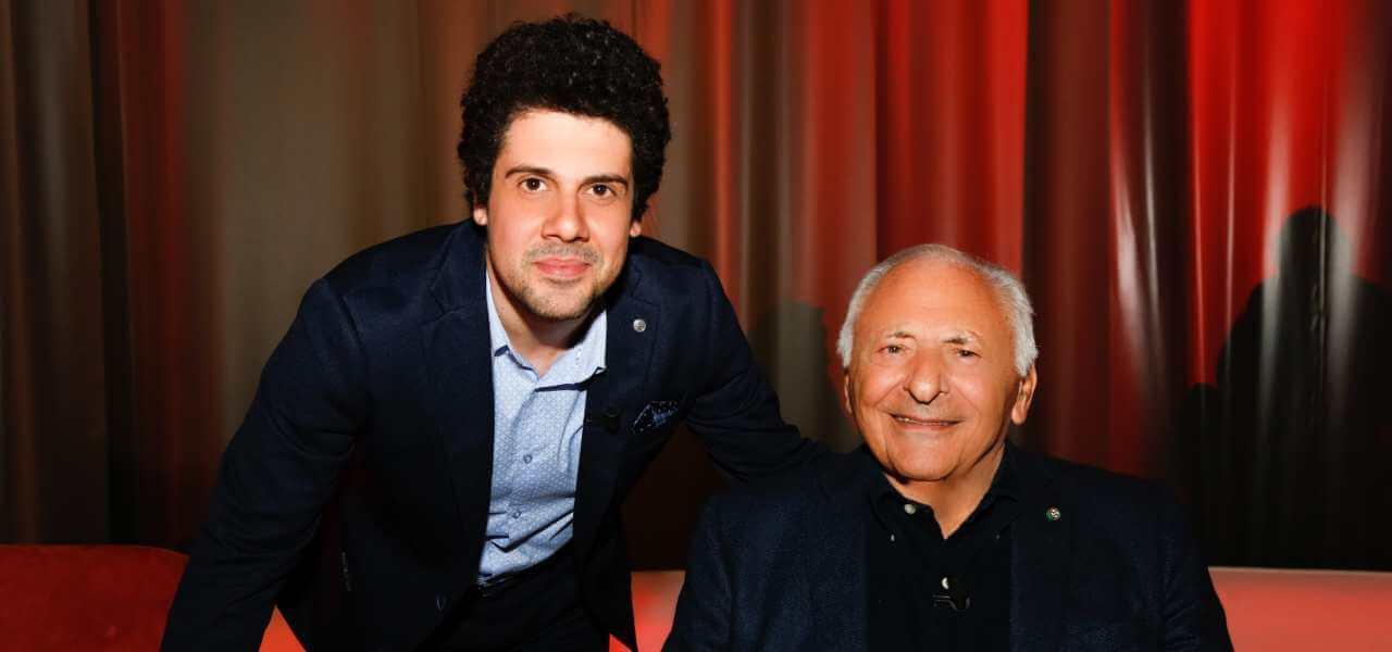 Gianmarco Carroccia e Mogol
