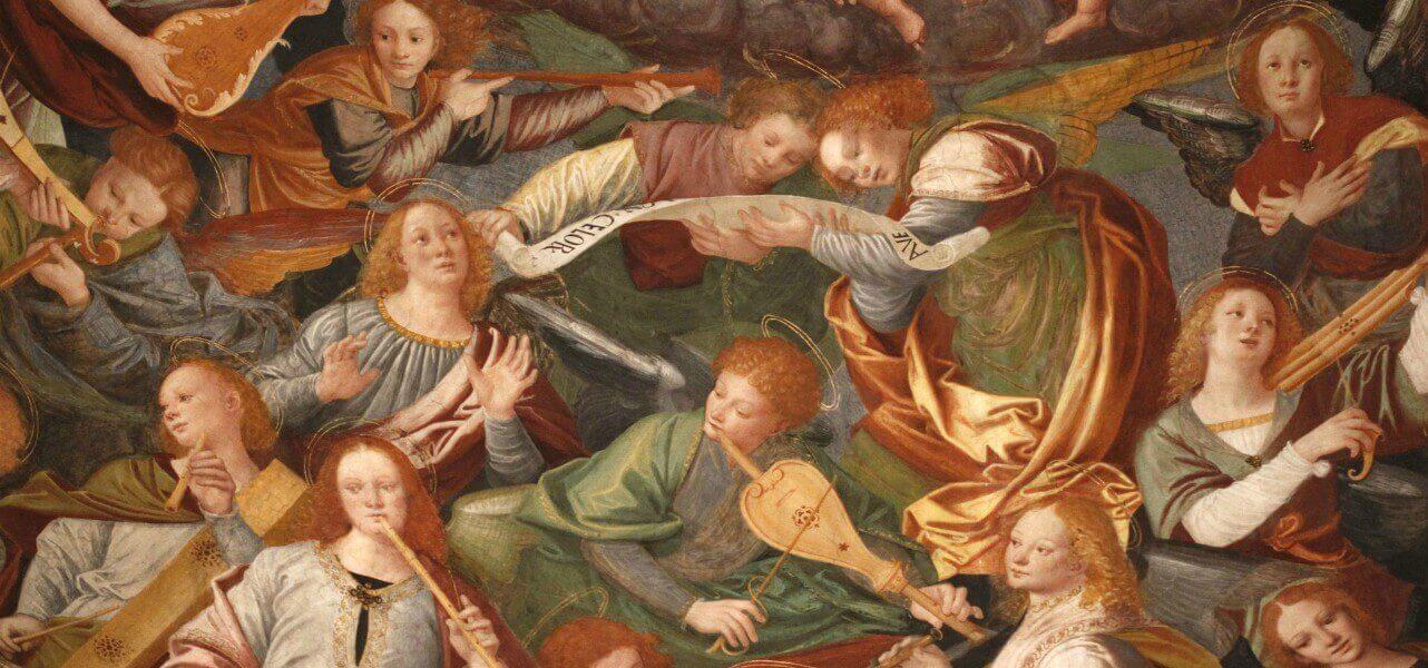 gaudenzioferrari coro angeli saronno arte1280