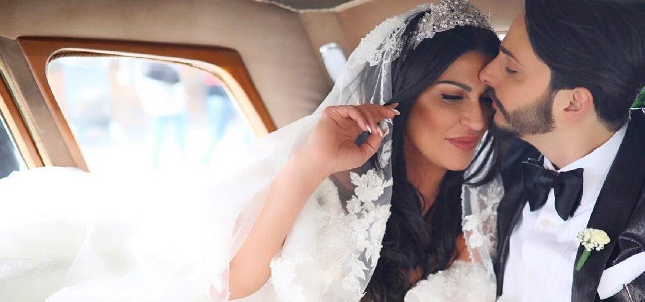 Francesco Dell Uomo Matrimonio : Tony colombo nozze trash a napoli per il cantante neomelodico