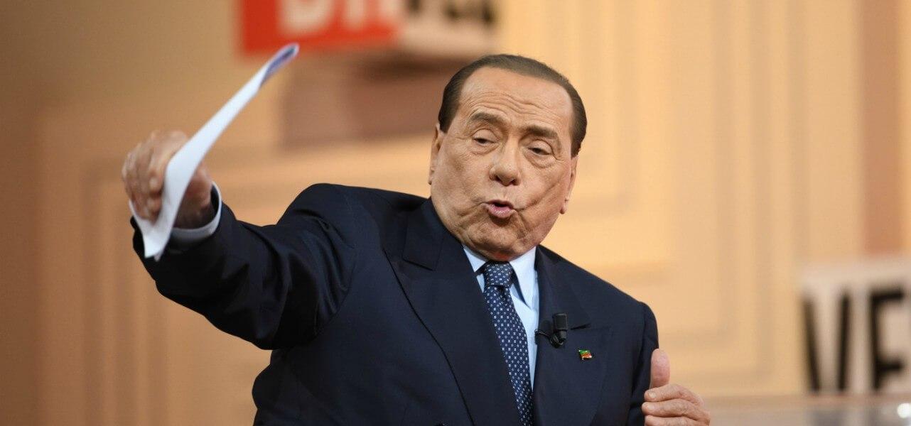 Silvio Berlusconi (foto La Presse)
