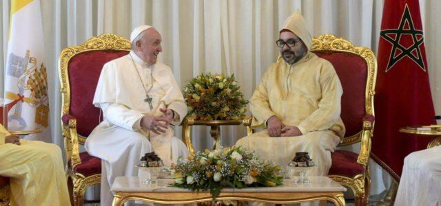 papa francesco marocco 2019 lapresse 640x300