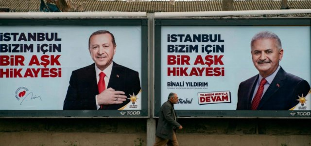 Elezioni Turchia