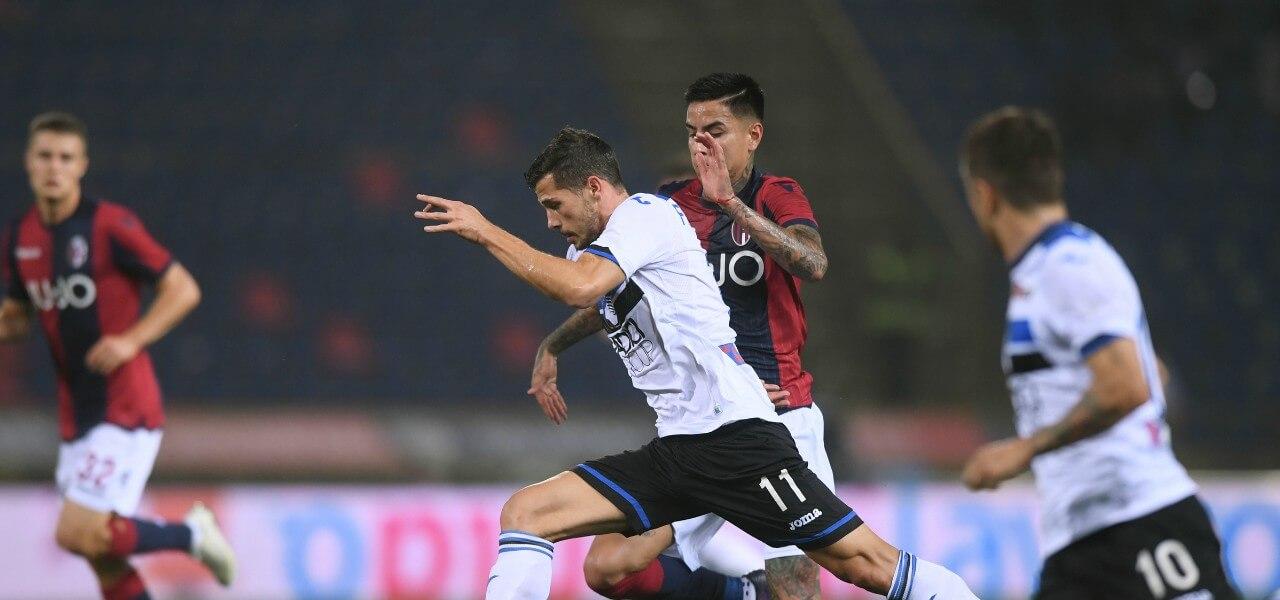 Freuler Pulgar Atalanta Bologna lapresse 2019