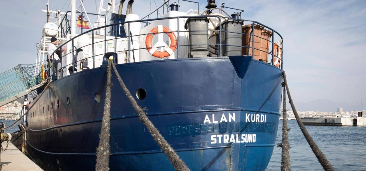 sea-eye alan kurdi
