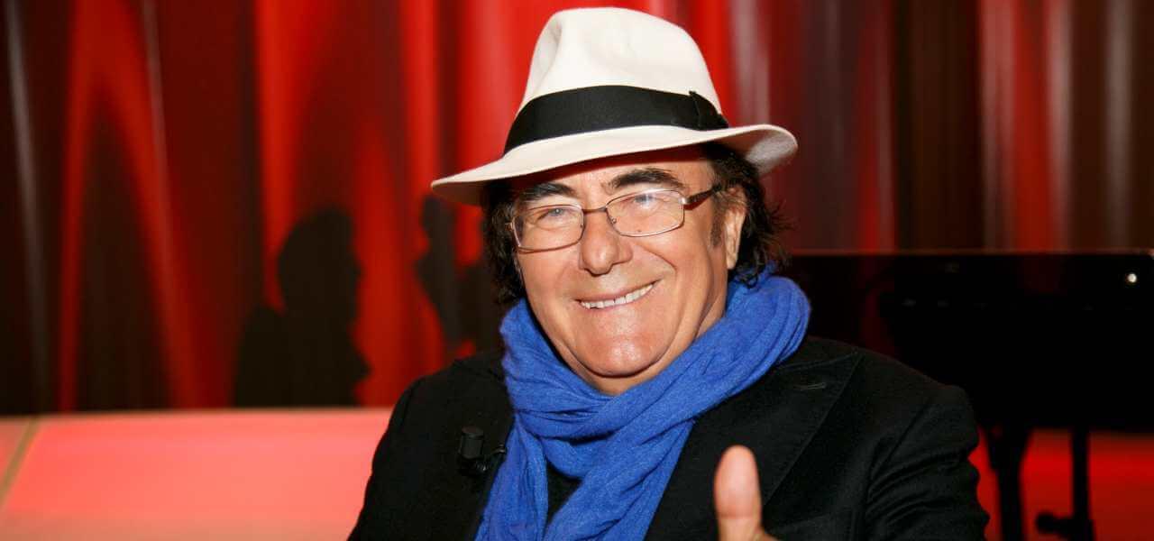 Al Bano ospite del Maurizio Costanzo Show