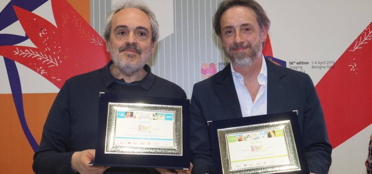 Luca Doninelli e Guido Sgardoli