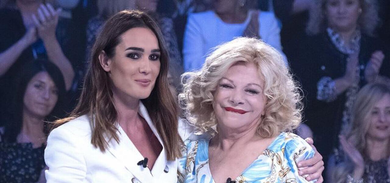 Sandra Milo a Verissimo