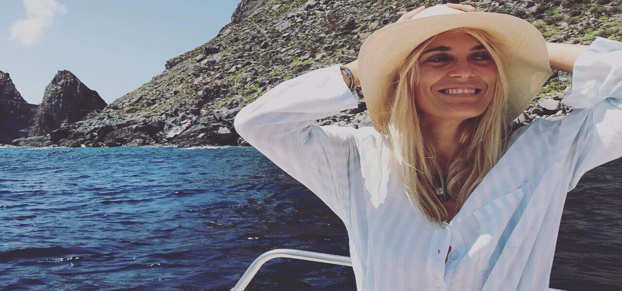 """Claudia Zanella, ex moglie Fausto Brizzi/ Giorgia Wurth """"la figlia ..."""