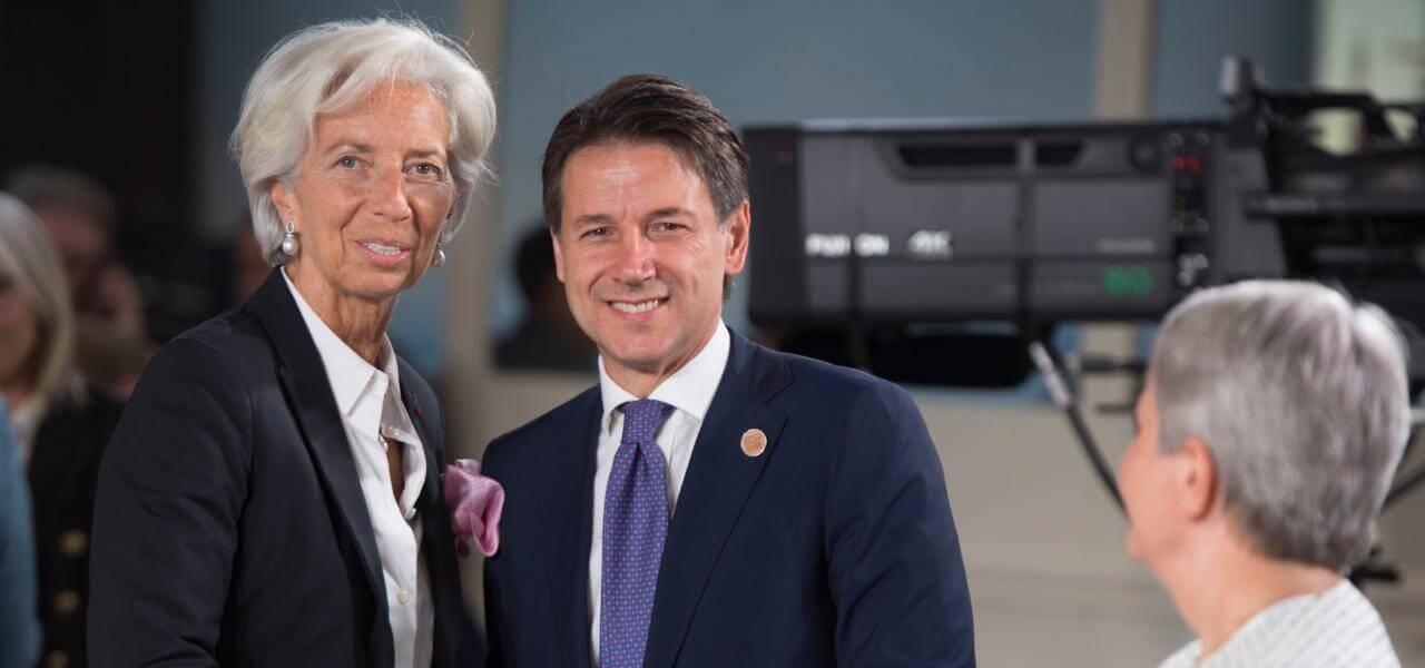 Conte e Lagarde