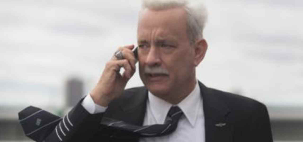 SULLY, CANALE 5/ Streaming video del film con Tom Hanks di Clint Eastwood (11 aprile)