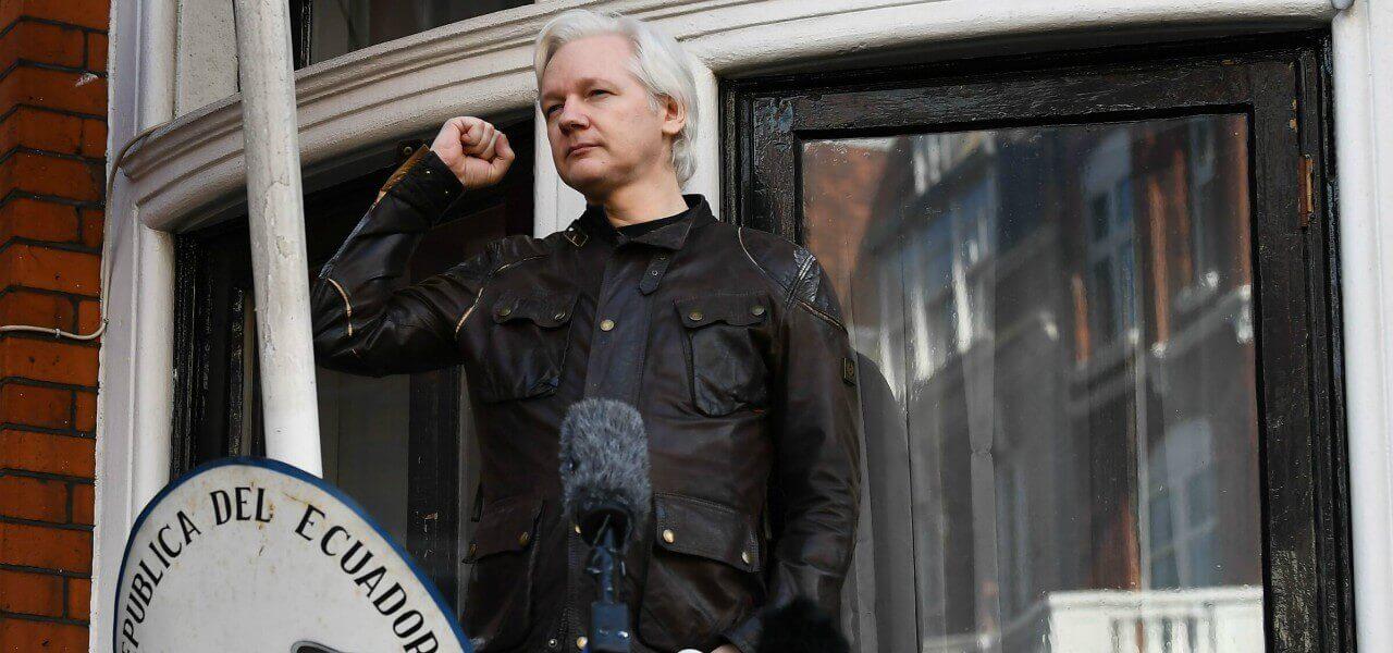 julian assange 2019 lapresse