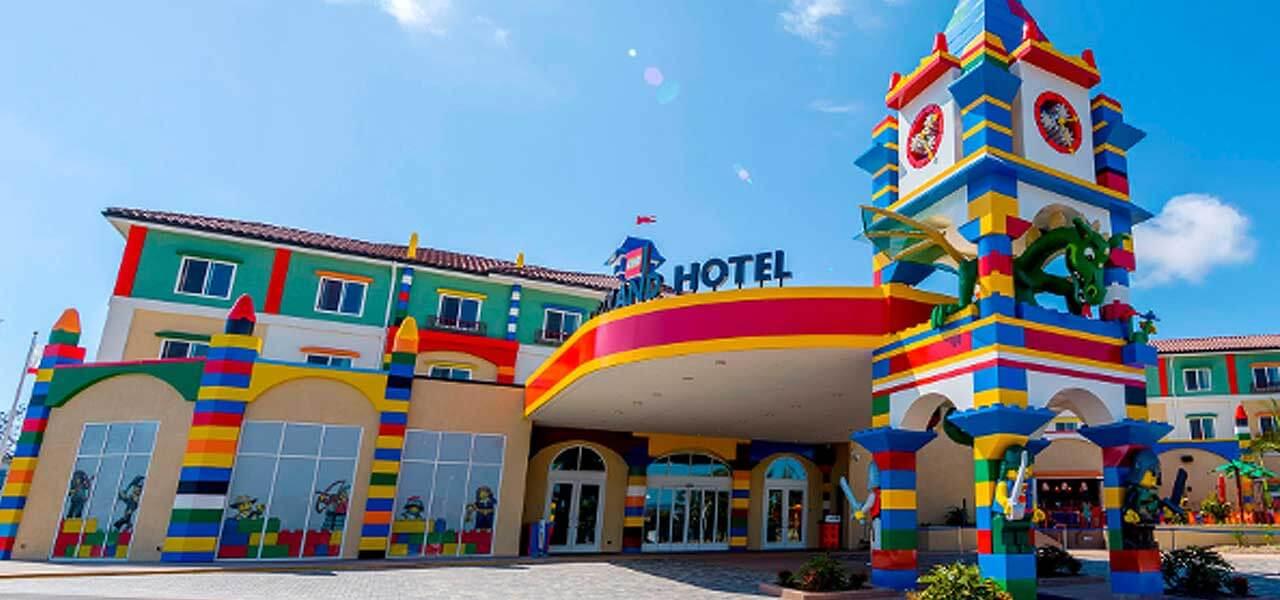 Legoland Hotel, in California