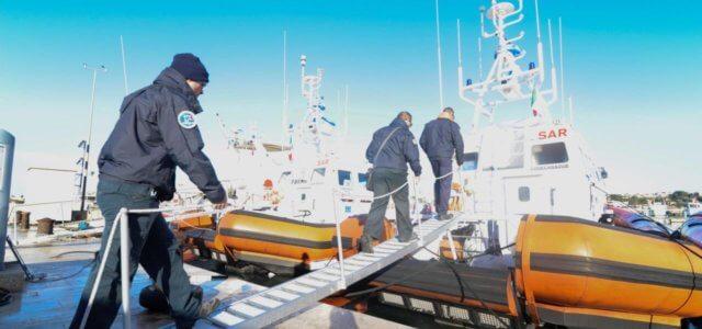 Sbarco migranti a Lampedusa