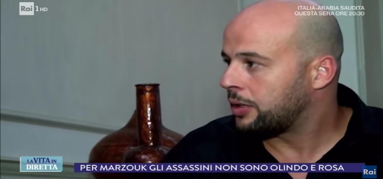 Strage di Erba, Azouz Marzouk rosa bazzi olindo romano